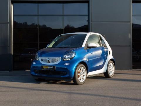 smart ForTwo 1.2 cabrio (1015->)