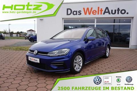 Volkswagen Golf Variant 1.6 TDI Golf VII R-Line (EURO 6d-) Akt