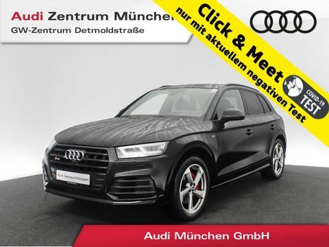 Audi SQ5 3.0 TFSI qu Front