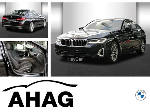BMW 520 d Luxury HiFi Live