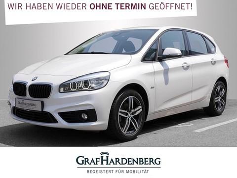 BMW 216 i Active Tourer Sport Line Rückfahrkamara