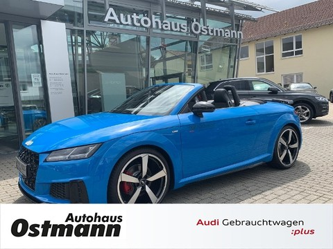 Audi TT Roadster 40 TFSI S-line competition