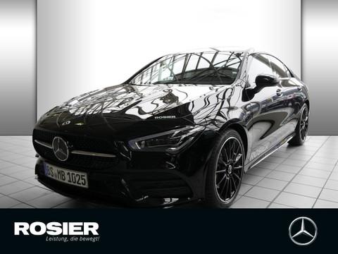 Mercedes-Benz CLA 250 Coupe Edition 2020