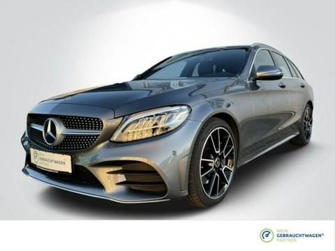 Mercedes-Benz C 300 d T AMG LINE