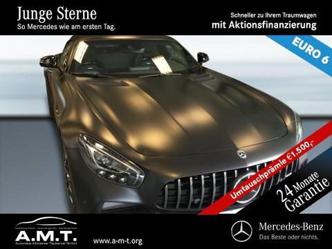 Mercedes AMG GT C Roadster Edition 50 limitiert