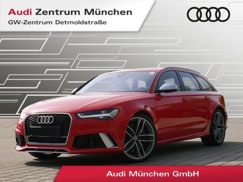 Audi RS6 4.0 TFSI qu Avant DynamicPaket 21Zoll