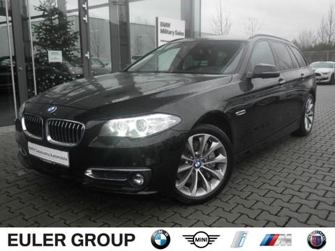 BMW 528 i A LuxuryLine El
