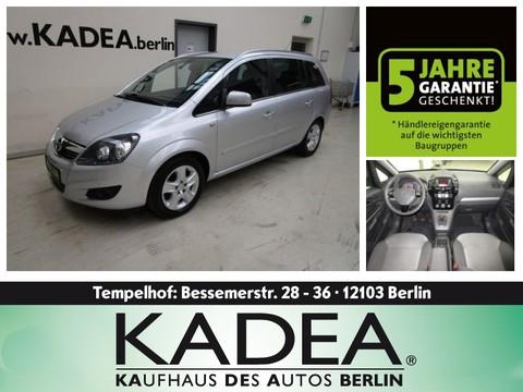 Opel Zafira 1.8 B Design Edition