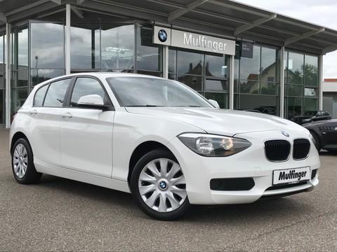 BMW 116 i Sportlederlenkrad