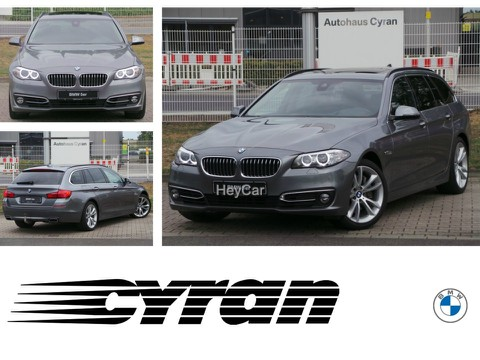 BMW 535 d Luxury Line Soft-Close