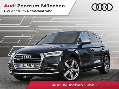 Audi SQ5 3.0 TFSI qu Assistenz