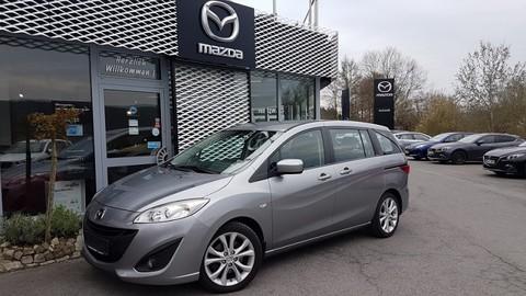 Mazda 5 Center-Line
