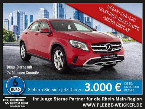 Mercedes-Benz GLA 200 URBAN EASY-PACK MEDIA