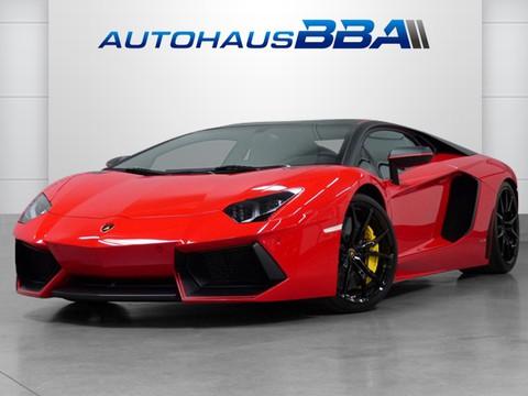 Lamborghini Aventador 700-4 Pirelli Edition