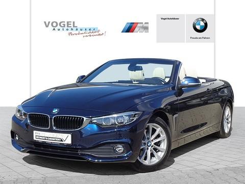 BMW 420 d Cabrio Advantage