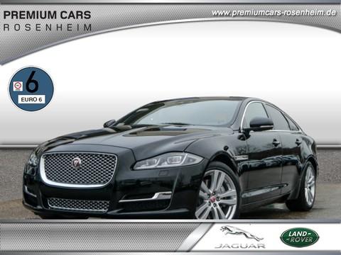 Jaguar XJ 0.9 V6 Diesel Portfolio-Finanzierung