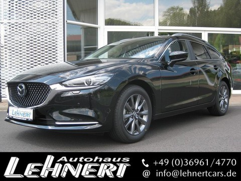 Mazda 6 SK 194 FWD 6AG EXCLUSIVE LINE P