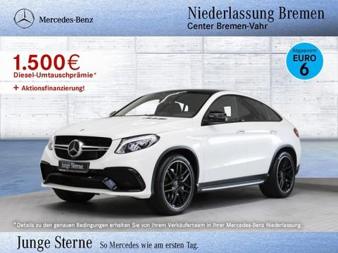 Mercedes GLE 63 AMG Cp