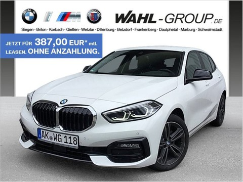 BMW 118 d Sport Line HiFi