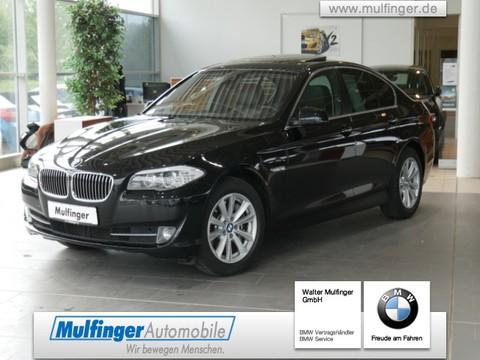 BMW 525 d TV Komfsitze belüftung