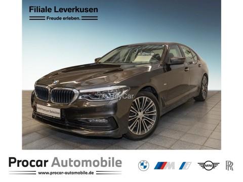 BMW 520 d Sport Line Business RFT