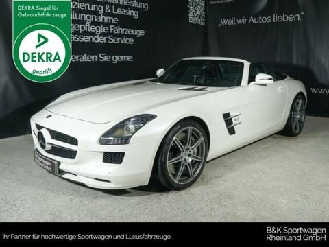 Mercedes-Benz SLS AMG Roadster designo