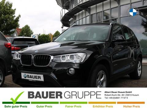 BMW X3 xDrive20d Advantage El