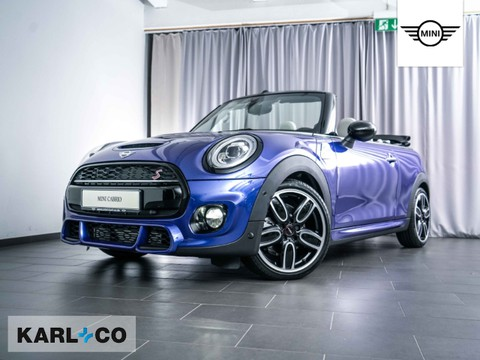 MINI Cooper S Cabrio Harmann Kardon