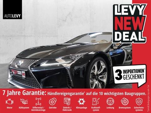 Lexus LC 500 Cabriolet Performance