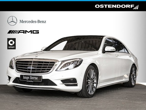 Mercedes S 500 L AMG Line STH ° Zoll