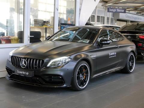 Mercedes-Benz C 63 AMG S Coupé Night Keramic PerfSitze °