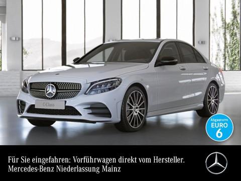 Mercedes-Benz C 200 d AMG Night Spur