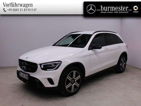 Mercedes-Benz GLC 220 d Spur-P Night