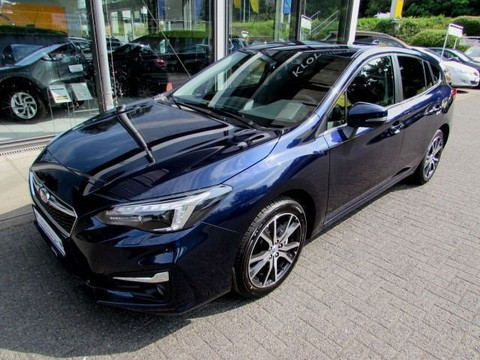 Subaru Impreza 2.0 Exclusive Automatik Eye Sigh