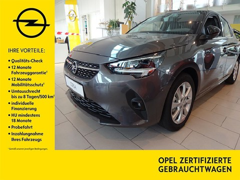Opel Corsa 1.2 Elegance Dachpaket