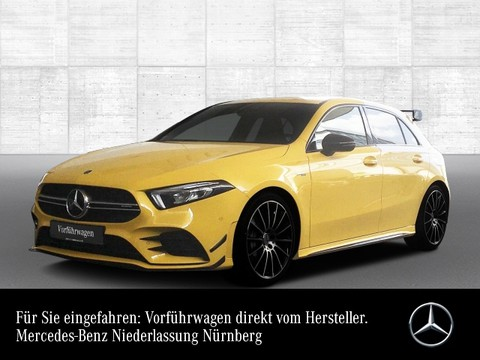 Mercedes-Benz AMG A 35 AeroPak Perf-Sitze Premium