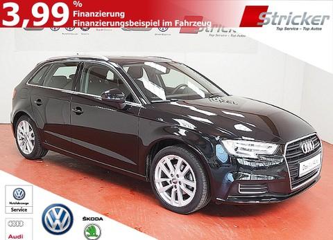 Audi A3 2.0 TDI Sportback Design 289 - ohne A