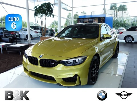 BMW M3 M Competion Packet 0 - Anzahlung 799