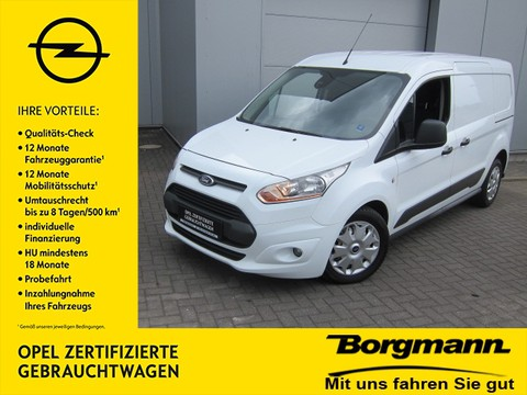 Ford Transit Connect Kasten Trend lang