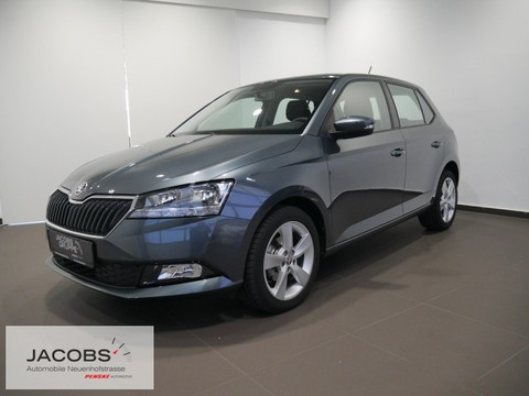 Skoda Fabia COOL PLUS Komfort Bluet