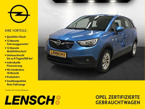 Opel Crossland X 1.2 T Edition