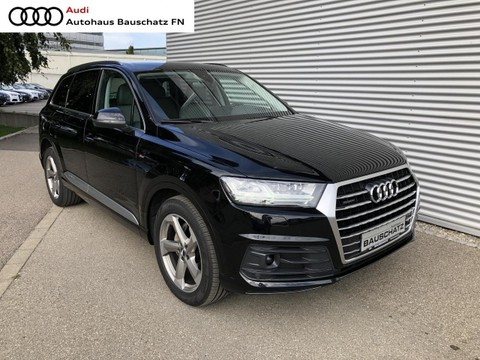 Audi Q7 3.0 TDI quattro S-line