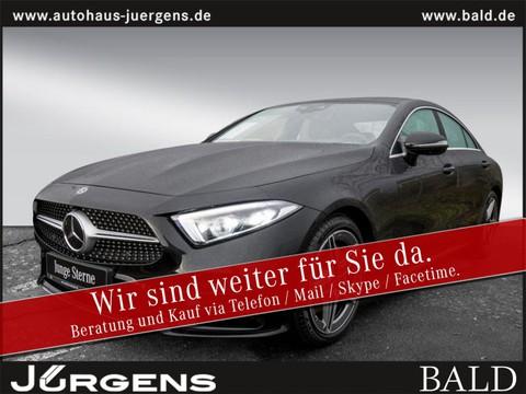 Mercedes-Benz CLS 350 d Coupé AMG-Sport Wide Memo