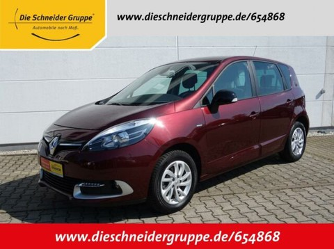 Renault Scenic ENERGY TCe 115 S&S Limited Deluxe