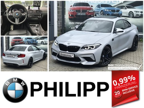 BMW M2 Competition ProfDAB h&k