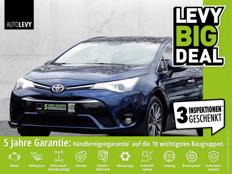 Toyota Avensis 2.0 D-4D TS Business Edition