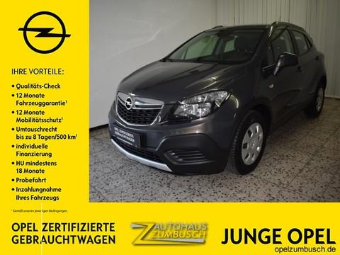 Opel Mokka Stop u