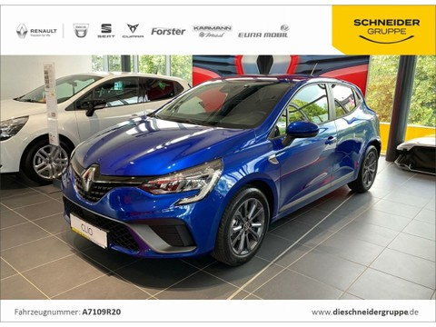 Renault Clio R S Line Edition TCe 100