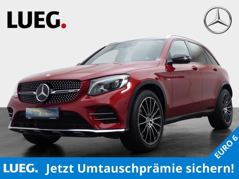 Mercedes GLC 43 AMG undefined