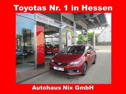 Toyota Auris Touring Sports Hybrid Automatik Team D